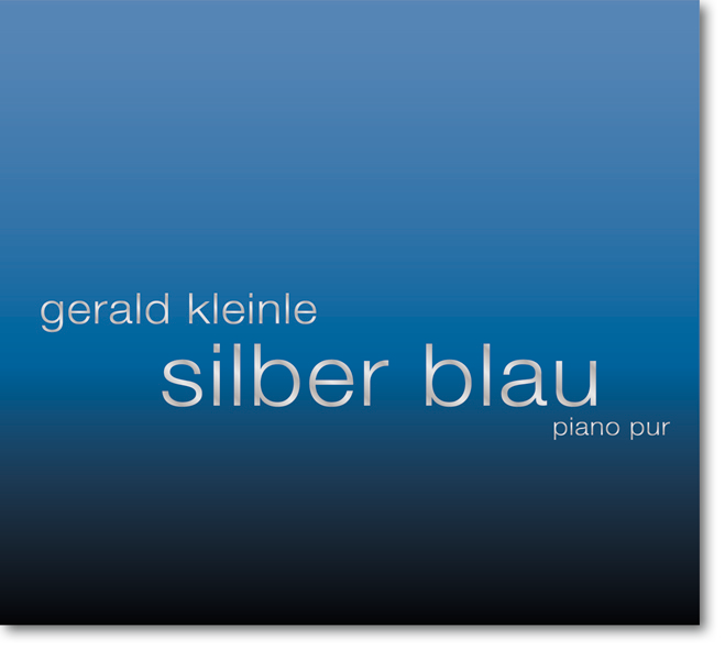frontcover silber blau